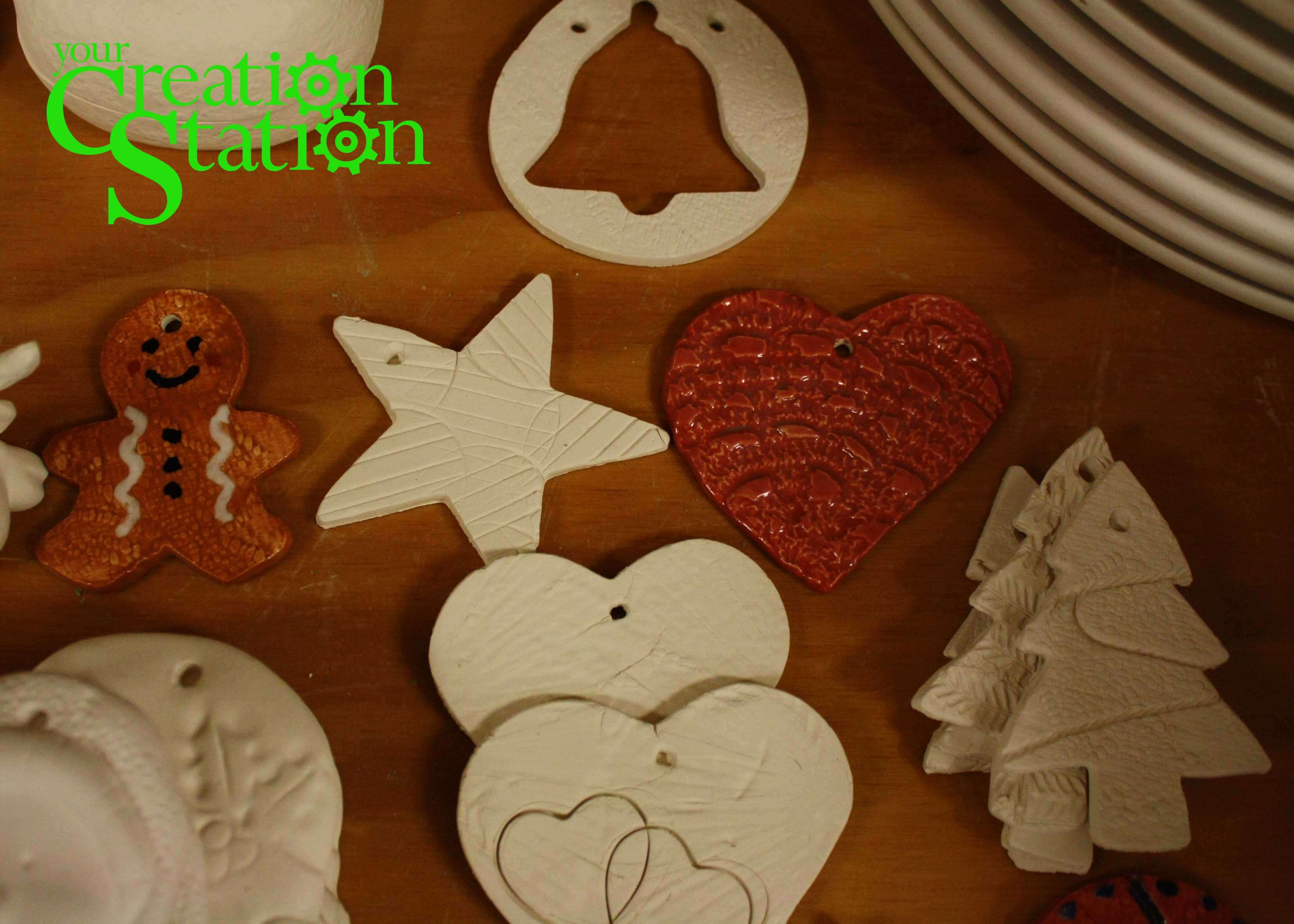 finished ornaments - How To Make Your Own Christmas Decorations